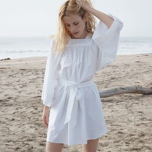 Last One! NWT DÔEN Calder Dress - Salt
